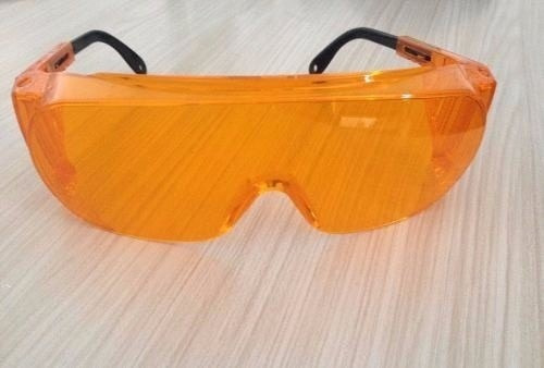 Óculos Laranja Escuridão Total - Lair Ribeiro