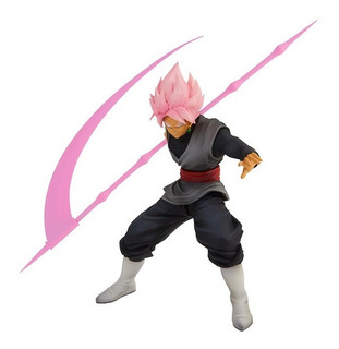 Dragon Ball Super Goku Black Ssr Scultures Figura Original