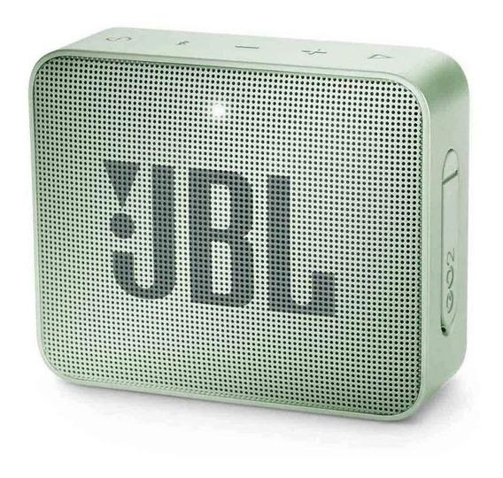 Caixa Jbl Go 2 Bluetooth Original Promoção Nfe+garantia 1ano