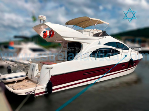 Lancha Intermarine 460 Full Iate Ferretti Azimut Axtor