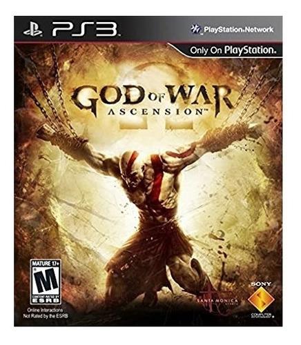 God Of War Ascensión Original Ps3 Digital