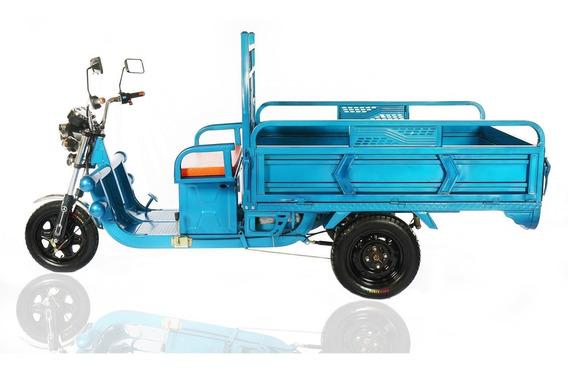 Triciclo Elétrico Super Cargo (suporta 500kg)- Elemovi