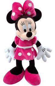 Boneco Pelúcia Minnie Mouse Disney - Antialérgico