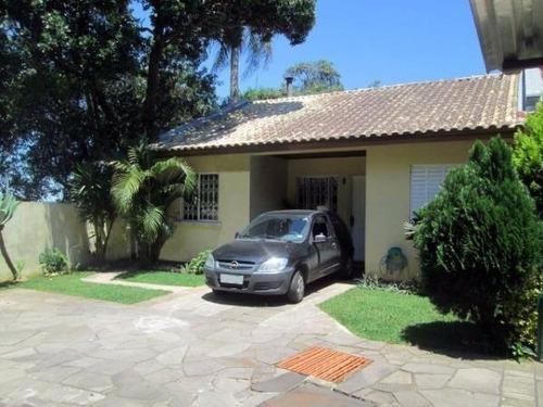 Casa Residencial Térrea No Bairro Vila Nova  - 796