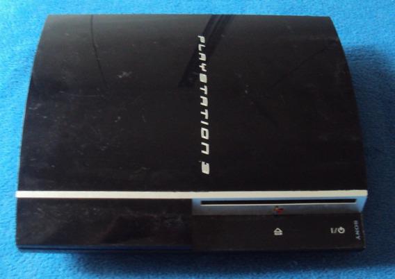 Playstation 3 Fat Para Retirada De Peças (leia Descrição)