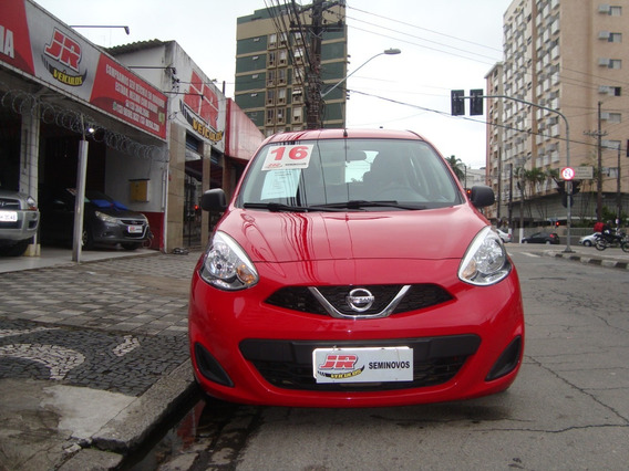 Nissan March 1.0s Completo 2016
