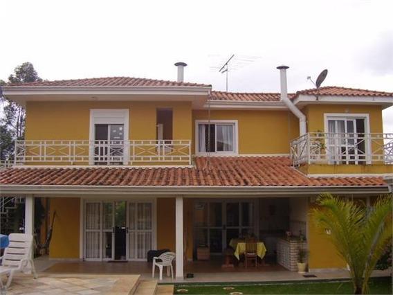 Casa Com 4 Dormitórios À Venda, 414 M² Por R$ 1.600.000,00 - Granja Viana - Embu Das Artes/sp - Ca1589