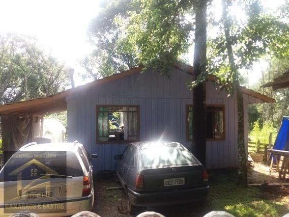 Casa De 70 M² E Terreno De 360 M² Em Quatro Barras - Ca00089 - 33573313