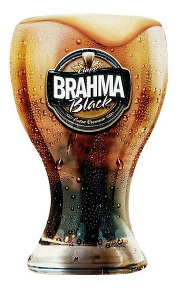 Copo Chopp Brahma Black 430ml