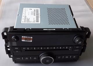 Radio Reproductor 2007-2014, Chevrolet Silverado Original Gm