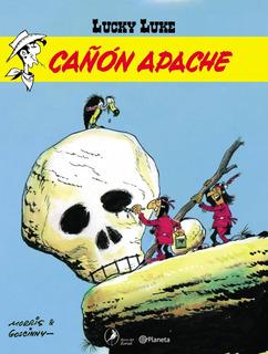 Lucky Luke 8. Cañón Apache Morris Planeta