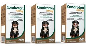 Condroton 1000 Kit 3 Unidades Val 11/2020