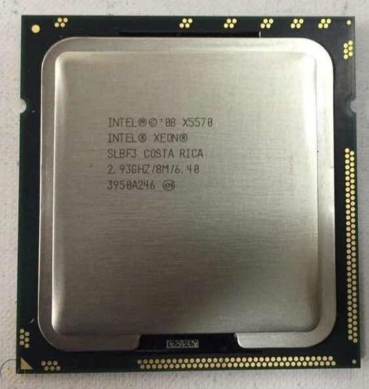 Processador Intel Xeon 4core X5570 8mb Cache