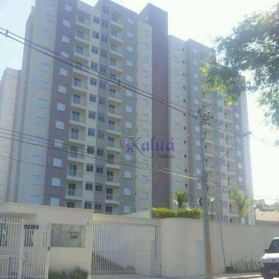 Apartamento Com 2 Dormitórios À Venda, 45 M² Por R$ 200. - Jardim São Pedro - São Paulo/sp - Ap1029