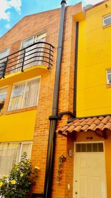 Casa En Conjunto Cerrado Villas De San Andrés Funza