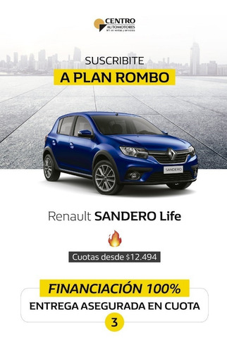 Plan Rombo Renault Sandero