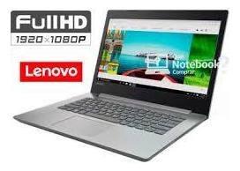 Notebook Lenovo Idea Pad Core I5-7200-u 8gb Ram 1 Terra Hd
