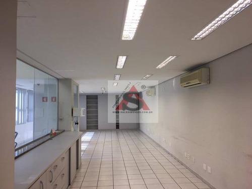 Sobrado Com 10 Dormitórios Para Alugar, 600 M² Por R$ 20.000,00/mês - Ipiranga - São Paulo/sp - So4488