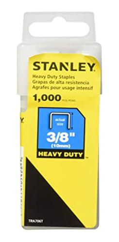 Grapas Stanley 10mm Heavy Duty X 1000pcs G P