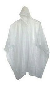 Poncho Impermeable - Resistente