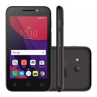 Alcatel Pixi4 Mod. 4017f - Dual 3g 5mp 4gb - Novo E Lacrado
