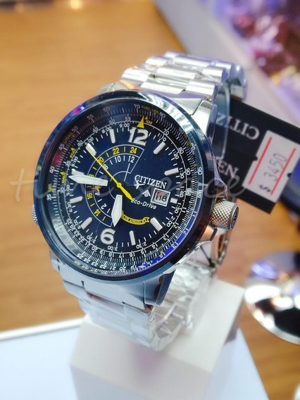 Citizen Promaster Blue Angels Us Navy Pilots - Bj7006-56l