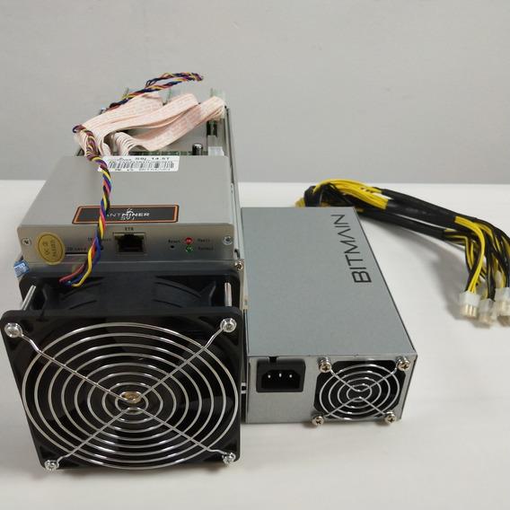 Antminer S9 13.5ths Bitmain Com Fonte/bitcoin Mineradora