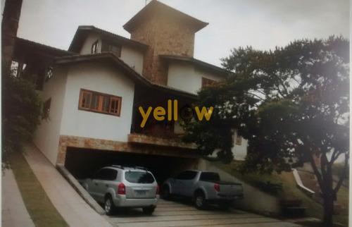 Imagem 1 de 24 de Casa - Condomínio Arujá 5 - Ca-1611