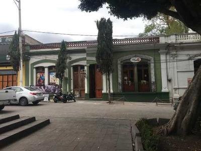 Casona Catalogada Centro Tlalpan (actualmente Restaurante)