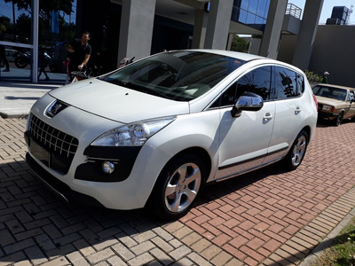 Peugeot 3008 Allure 1.6 Thp Automático