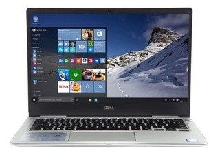 Notebook Dell I5 8gb Ddr4 256 Ssd 13.9