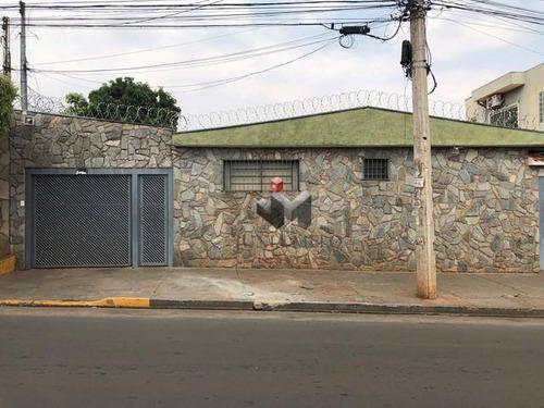 Imagem 1 de 6 de Casa Com 2 Dormitórios Para Alugar, 140 M² Por R$ 1.200/mês - Alto Do Ipiranga - Ribeirão Preto/sp - Ca0500