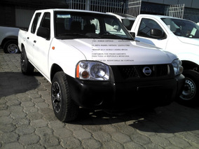 Nissan Np300 Doble Cabina Pick-up 2014*hay Credito