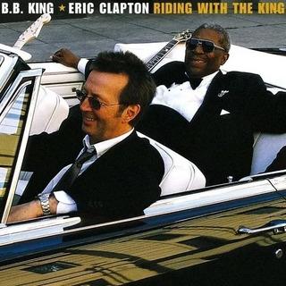 Cd Eric Clapton & B.b.king Ridding With The King En Stock