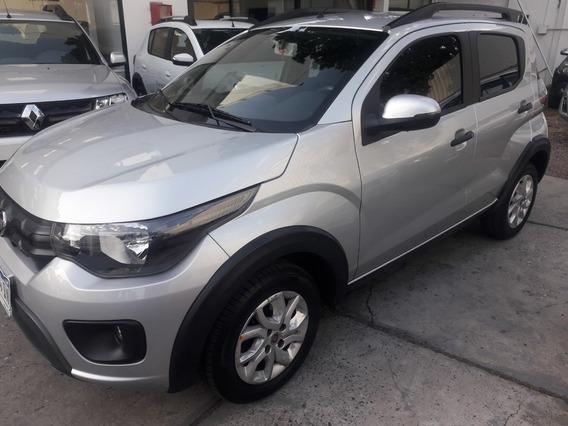 Fiat Mobi 1.0 2018,impecable!!,financ-permuta (mb)