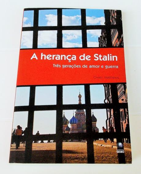Livro: A Herança De Stalin
