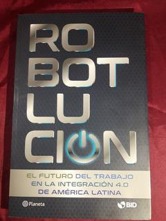 Robot Lucion - Planeta