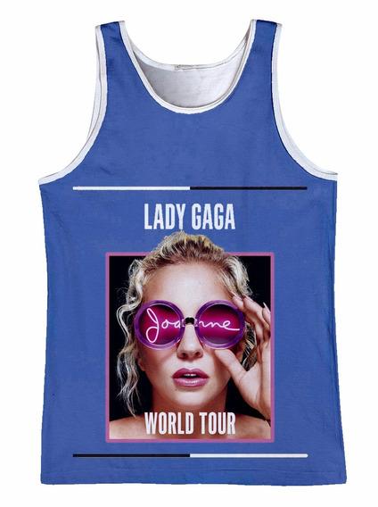 Regatas Lady Gaga Joanne Tour (masculinas E Femininas) - Pop