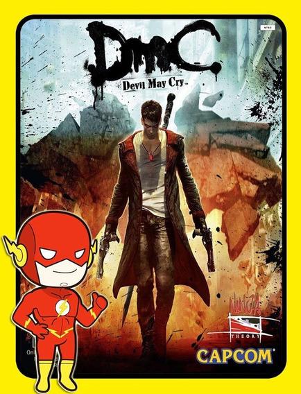 Devil May Cry Pc - Steam Key (envio Flash)