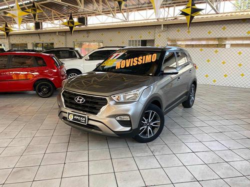 Imagem 1 de 9 de Hyundai Creta 1.6 16v Flex Pulse Automático