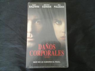 Pelicula: Daños Corporales (subtitulada)