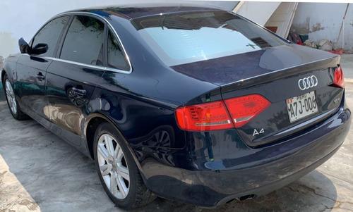 Audi A4 1.8 T Año 2011 Full Equipo, Sunroof Remato Por Viaje