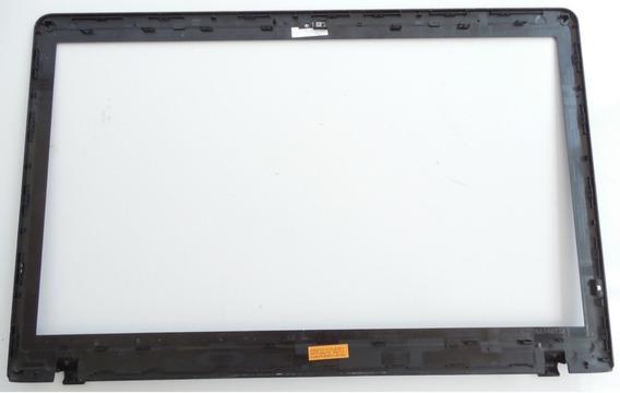 Moldura Tela Notebook Samsung Np270e5e Np275e5 Np270e5 15,6
