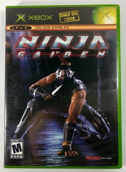 Jogo Ninja Gaiden - Xbox - Seminovo !