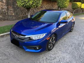 Honda Civic 1.5 Turbo Plus At Cvt 2017
