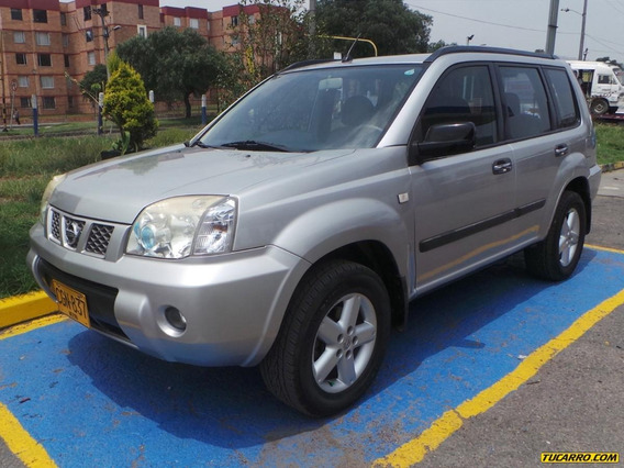 Nissan X-trail 4x4 Diesel Turbo 2.2