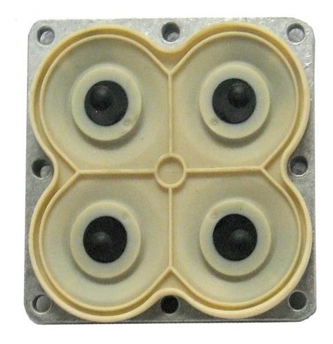 Imagen 1 de 4 de Repuesto Diafragma + Rulema Bomba Shurflo 4008 Cod 94-800-02