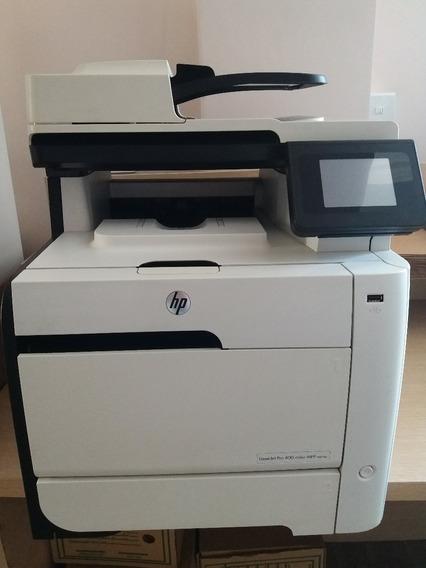 Impressora Multifuncional Hp Laserjet Pro 400 Color M475dn