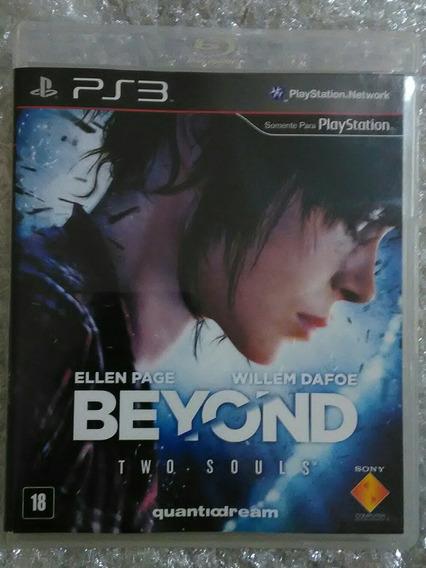 Beyond Two Souls Ps3 Mídia Física Português
