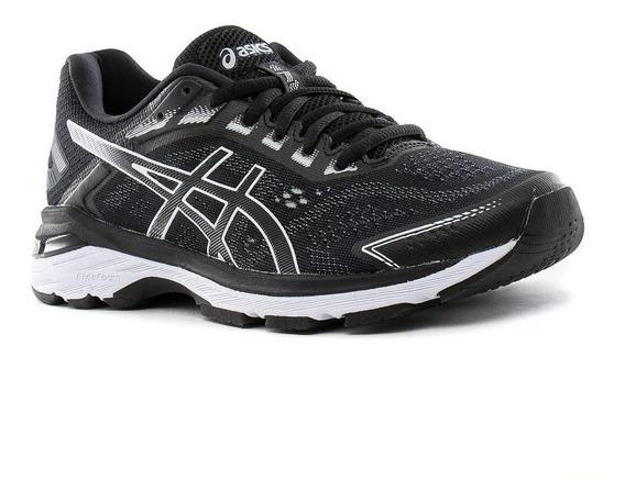 Asics Zapatillas Running Mujer Gt 2000 7 Negro - Blanco